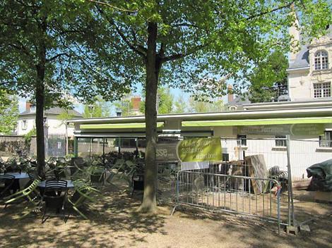 Cafe terrasse rennes