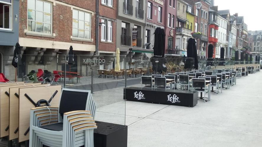 Café terrasse brabant wallon