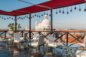 Hotel terrasse venise italie