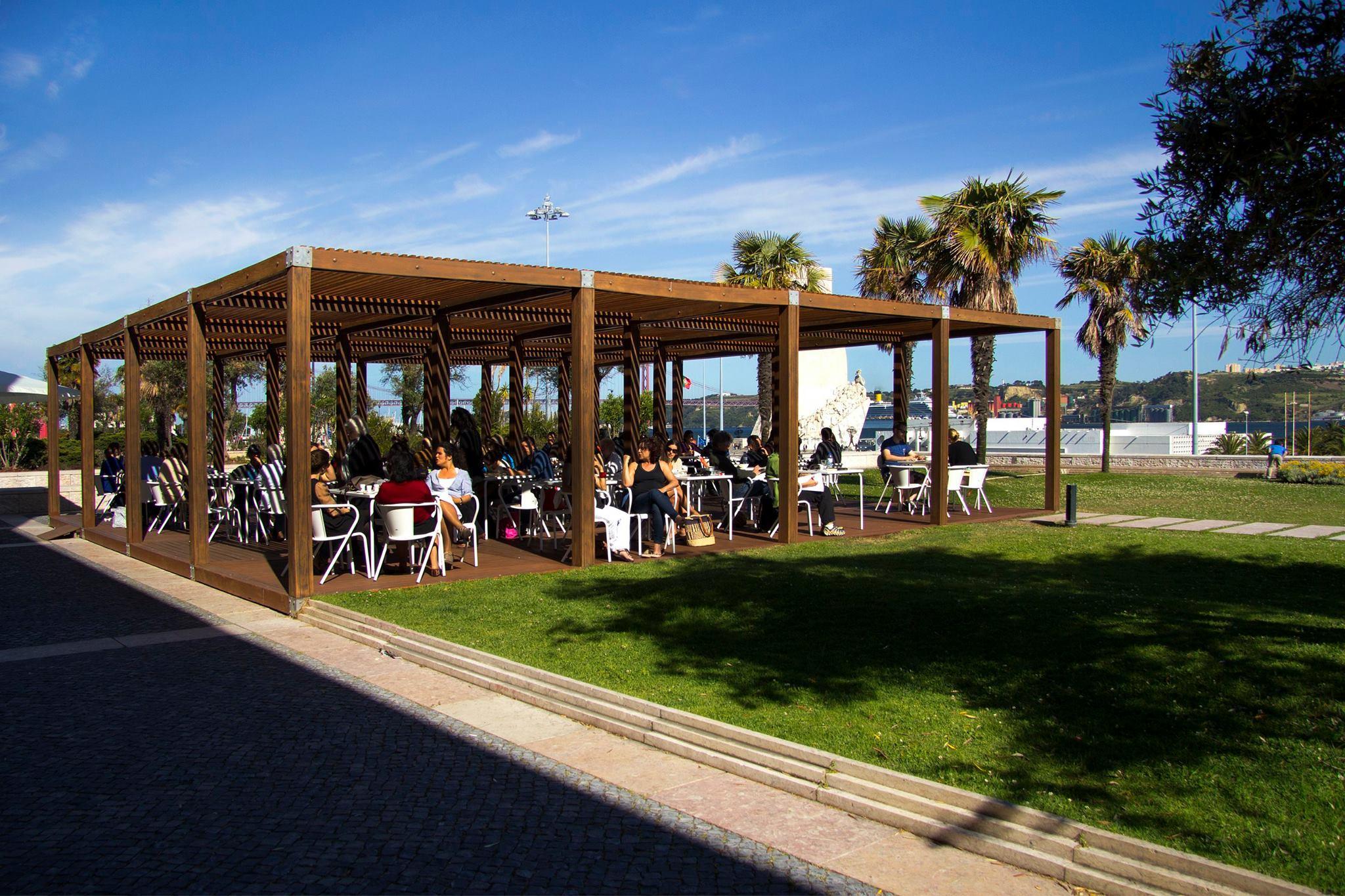 Café terrasse lisbonne