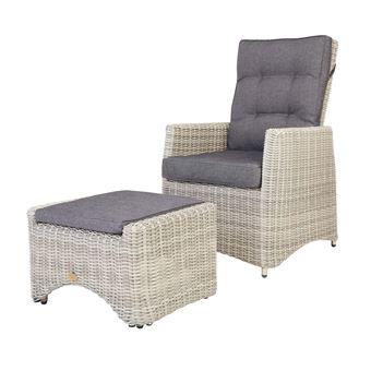 Mobilier de jardin fauteuil relax