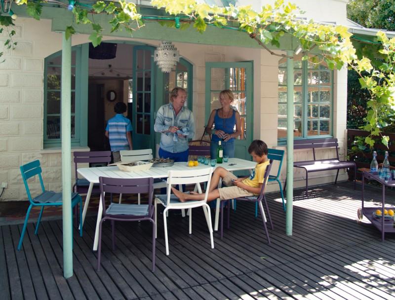 Salon de jardin fermob soldes