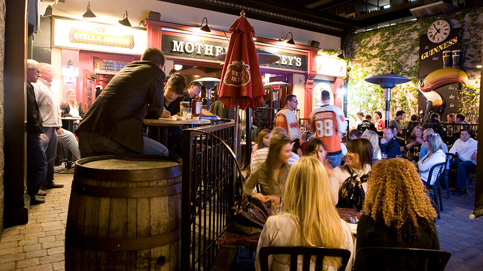 Bar terrasse ottawa