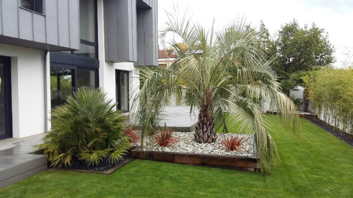 Aménagement terrasse et jardin bordeaux - Mailleraye.fr jardin