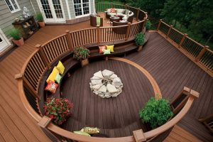 Terrasse bois prix du m2