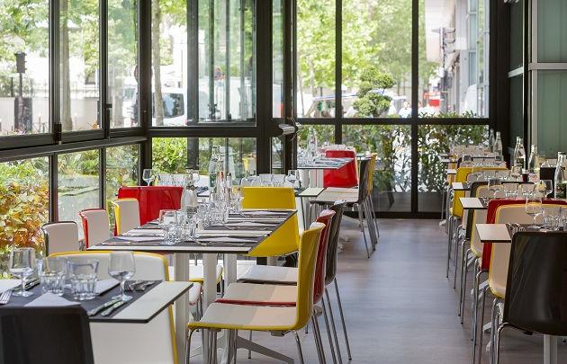 Restaurant terrasse paris bercy