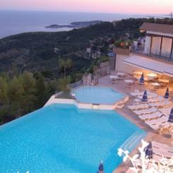 Hotel terrasse eze