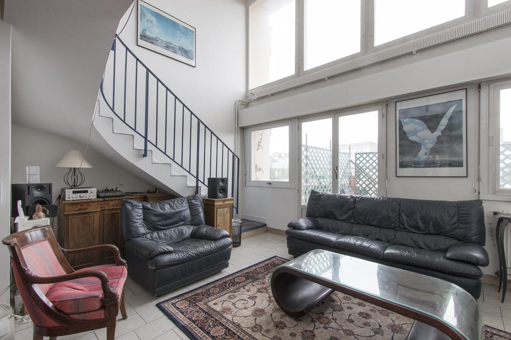Appartement avec terrasse a boulogne
