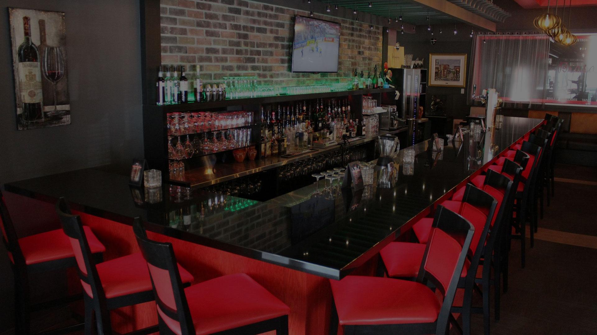 Bar terrasse drummondville