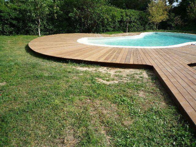 Fabricant De Terrasse En Bois Composite Mailleraye Fr Jardin