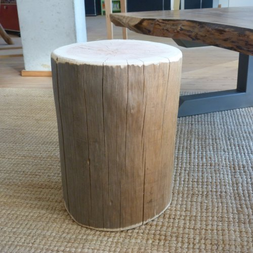 Salon de jardin table ronde avec rallonge
