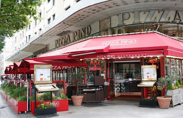 Restaurant terrasse paris champs elysees