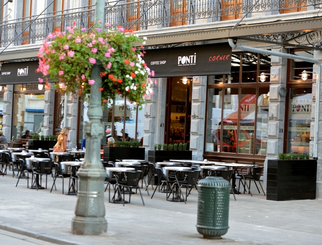 Bar terrasse wavre