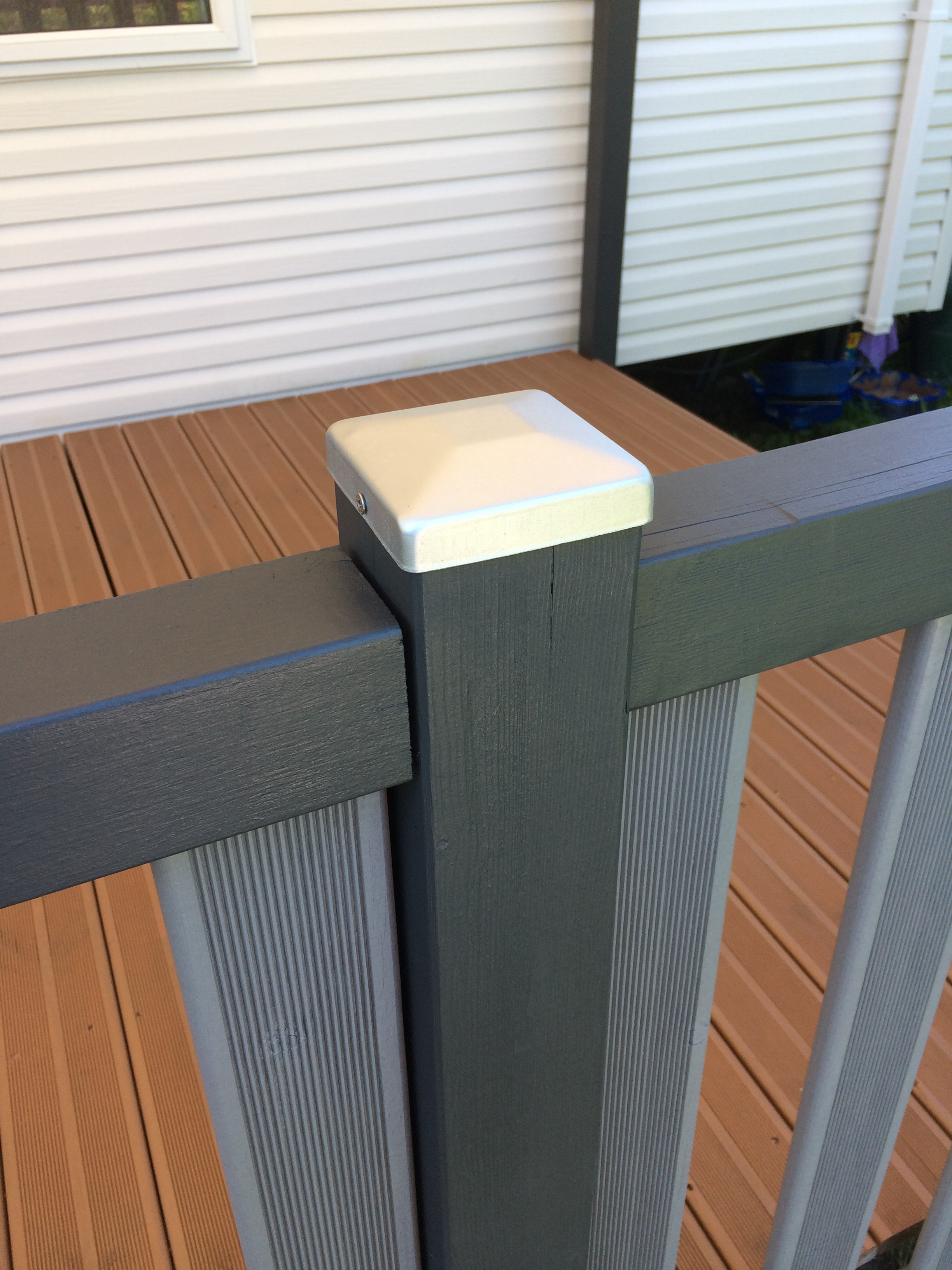 Terrasse composite royan