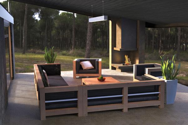 Mobilier de jardin haut de gamme aluminium - Mailleraye.fr ...