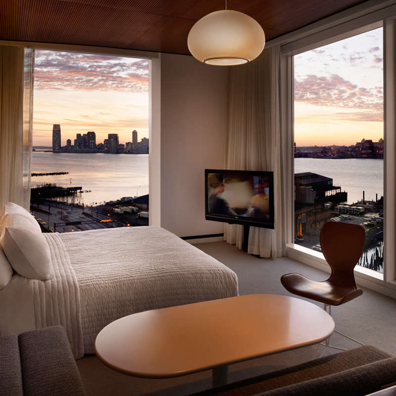 Terrasse standard hotel new york