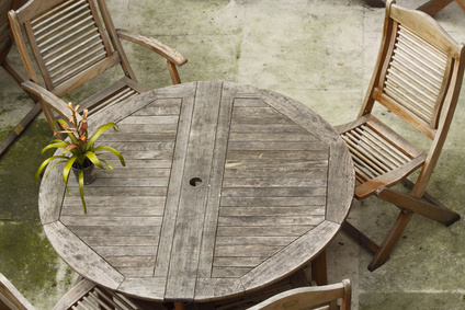 Best Vernir Une Table De Jardin En Teck Photos - House ...