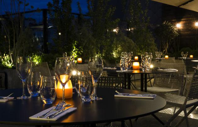 Terrass hotel paris restaurant menu