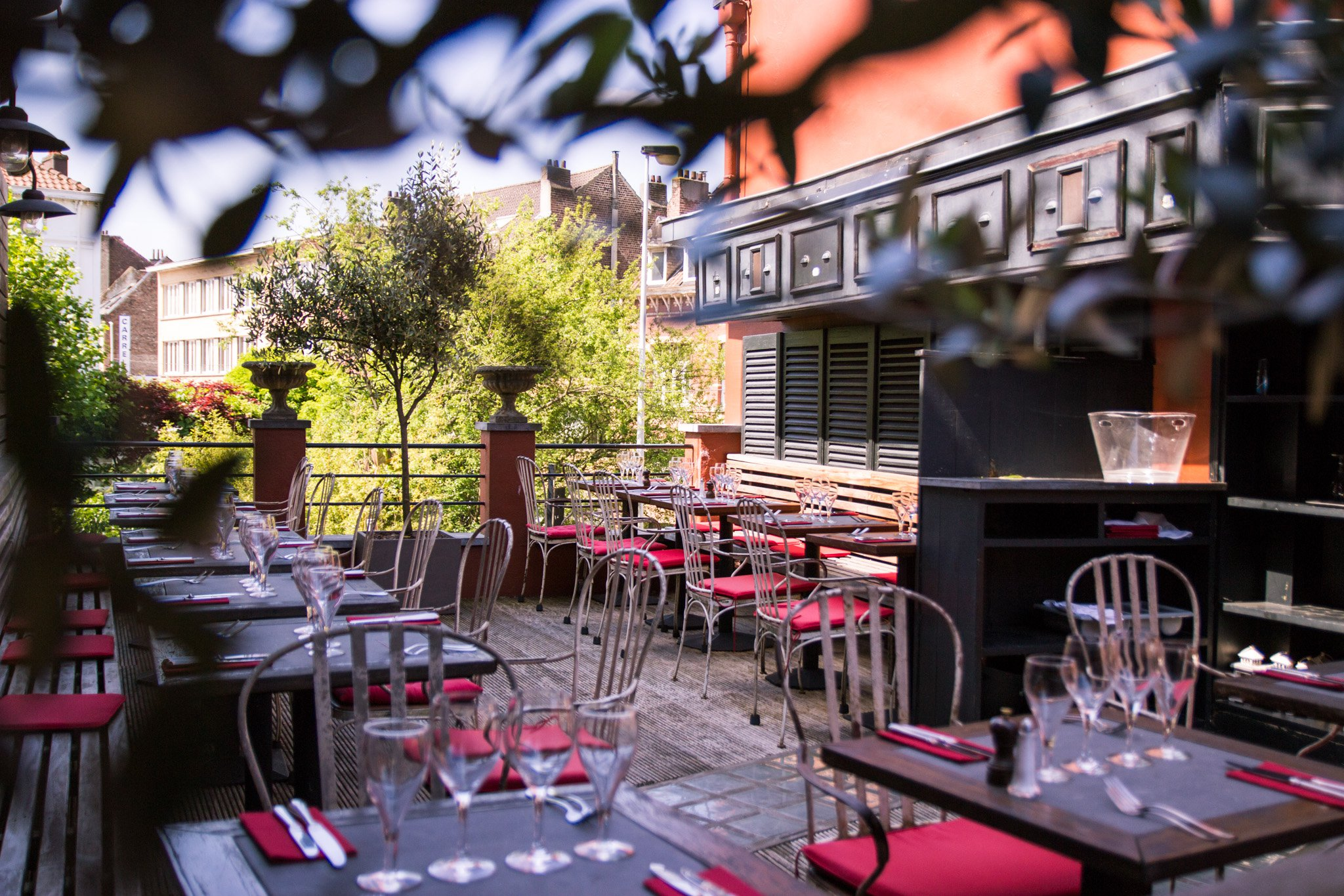 Bar terrasse uccle
