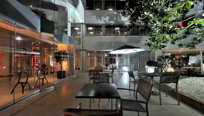Terrasse café paris 15