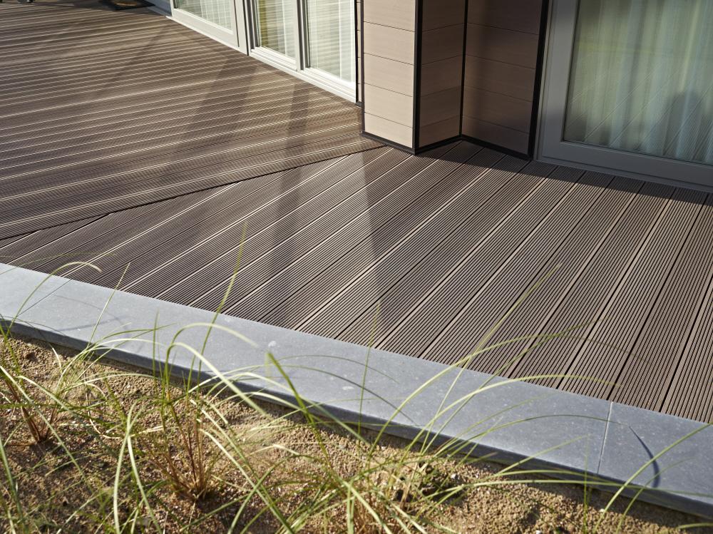 Prix lame terrasse composite twinson