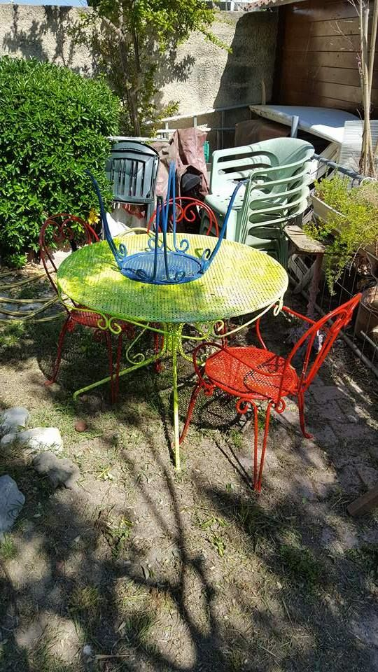 Salon de jardin occasion montpellier