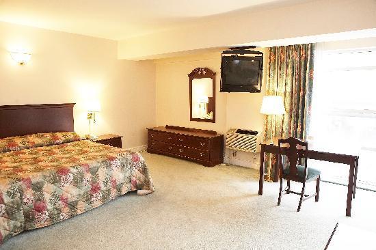 Terrasse royale hotel montreal quebec