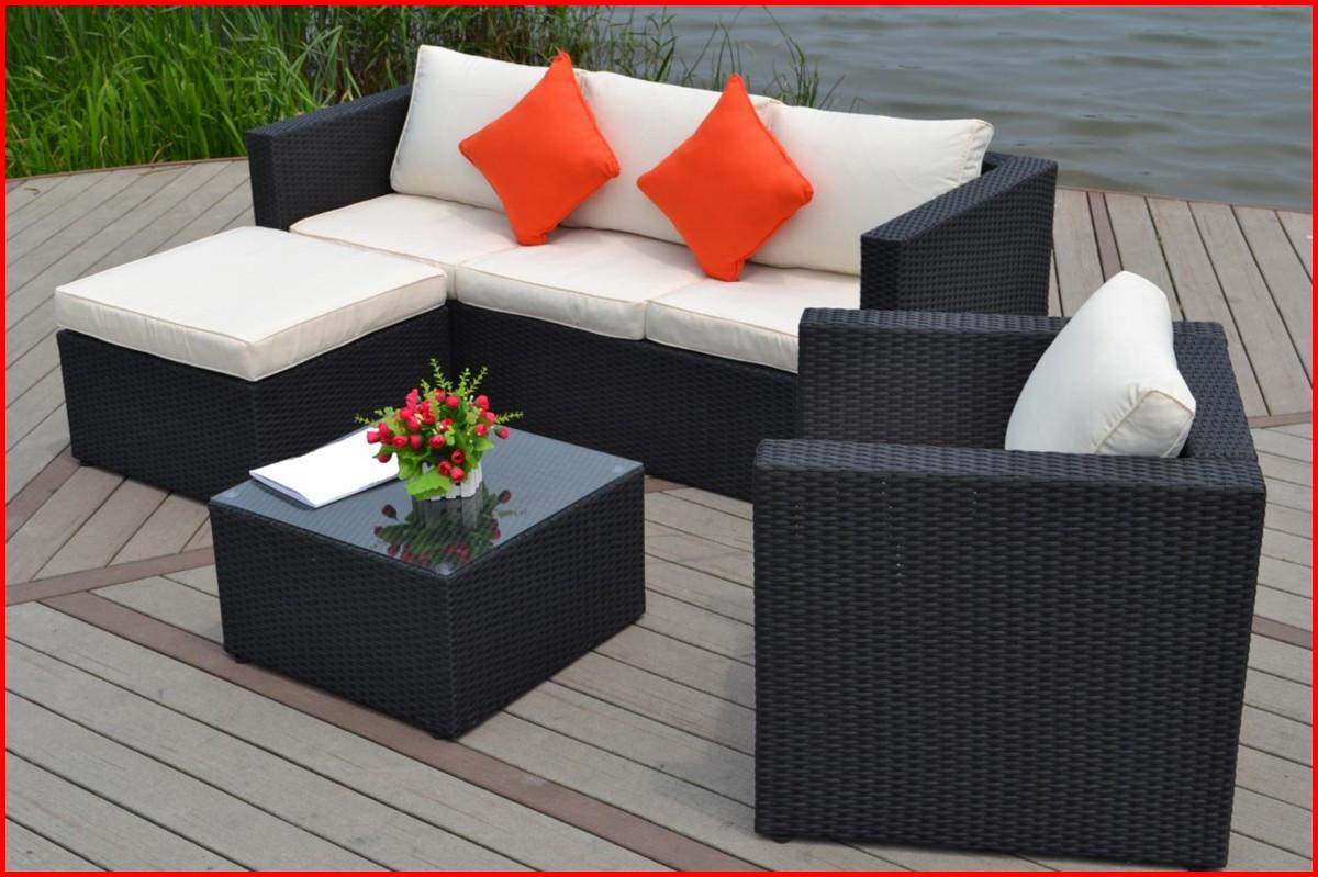 Salon de jardin exterieur en resine tressee - Mailleraye.fr jardin