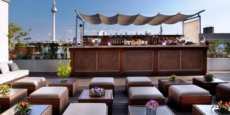 Terrasse bar club