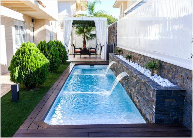 Decoration terrasse avec piscine