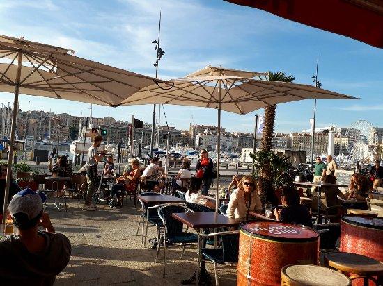 Terrasse cafe marseille