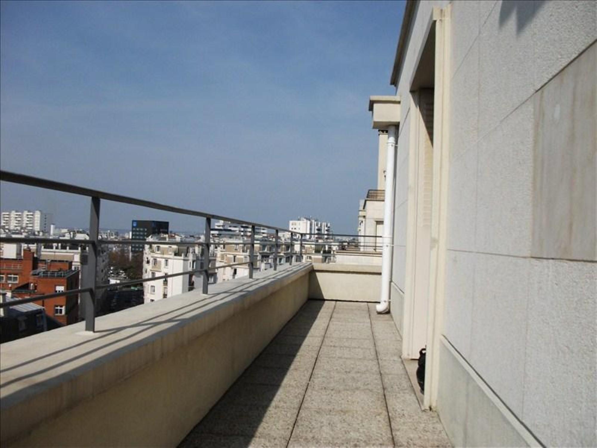 Appartement terrasse a vendre paris 17