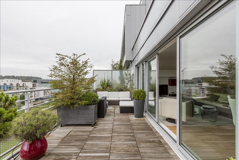 Terrasse jardin boulogne billancourt