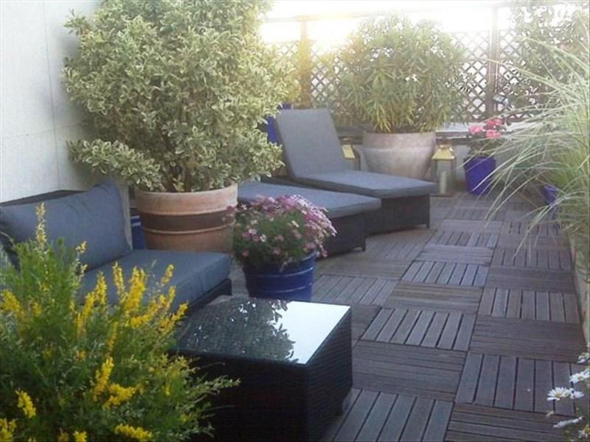 Appartement terrasse puteaux