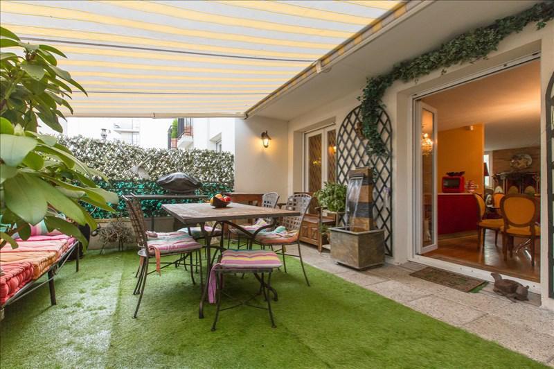 Paris terrasse et jardin