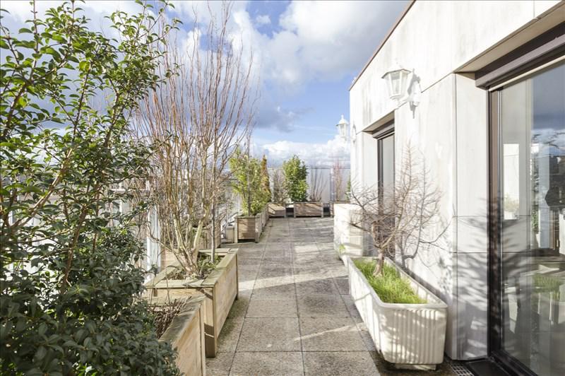 Achat appartement terrasse boulogne billancourt