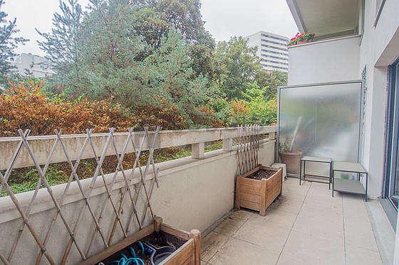 Appartement terrasse paris 15