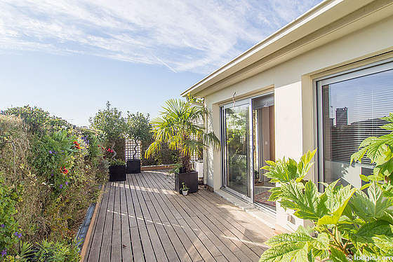 Appartement terrasse paris a louer - Mailleraye.fr jardin
