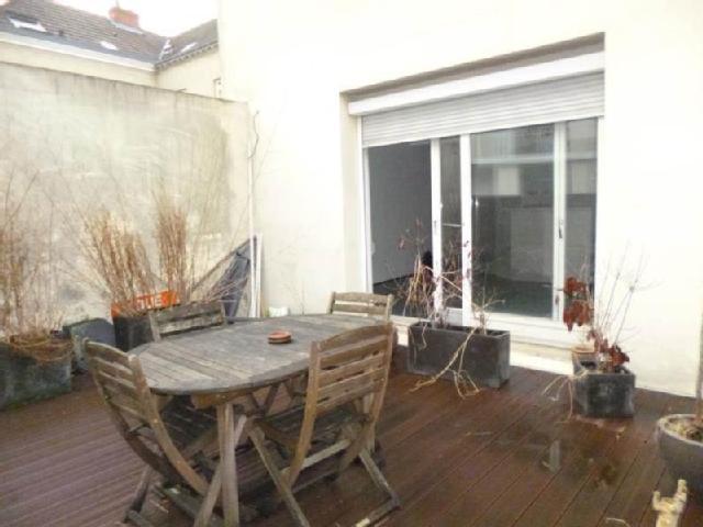Appartement terrasse reims centre
