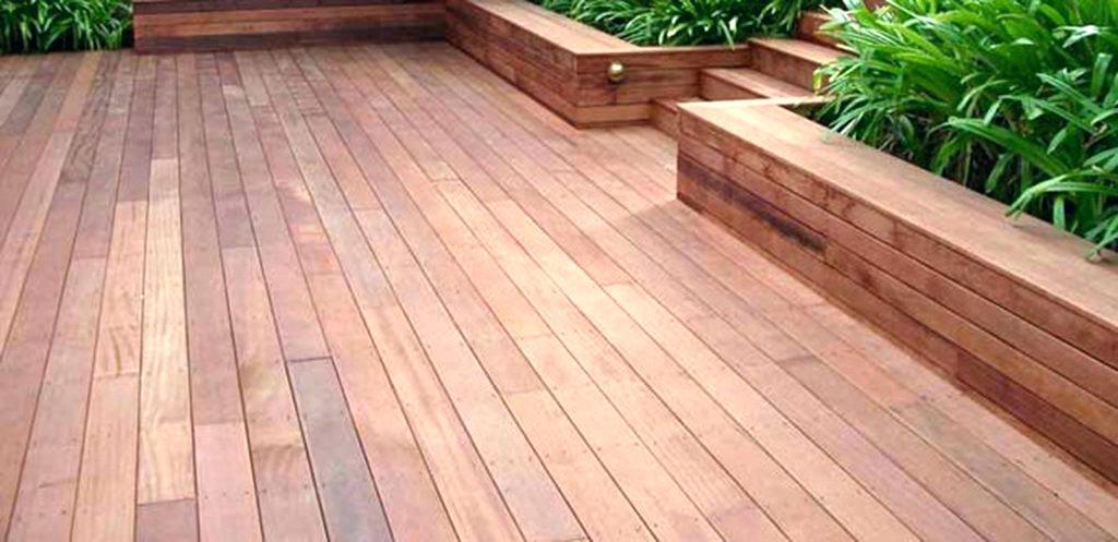 Terrasse bois hevea avis