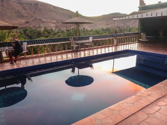 Terrasse des delices hotel ouarzazate
