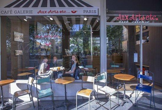 Café terrasse montebello