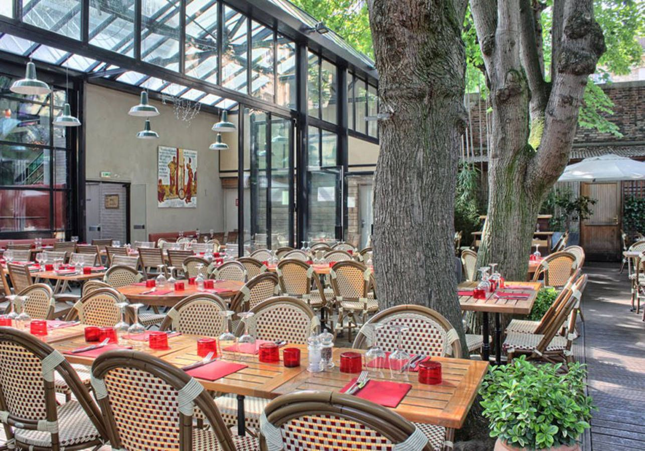 Terrasses bar sympas