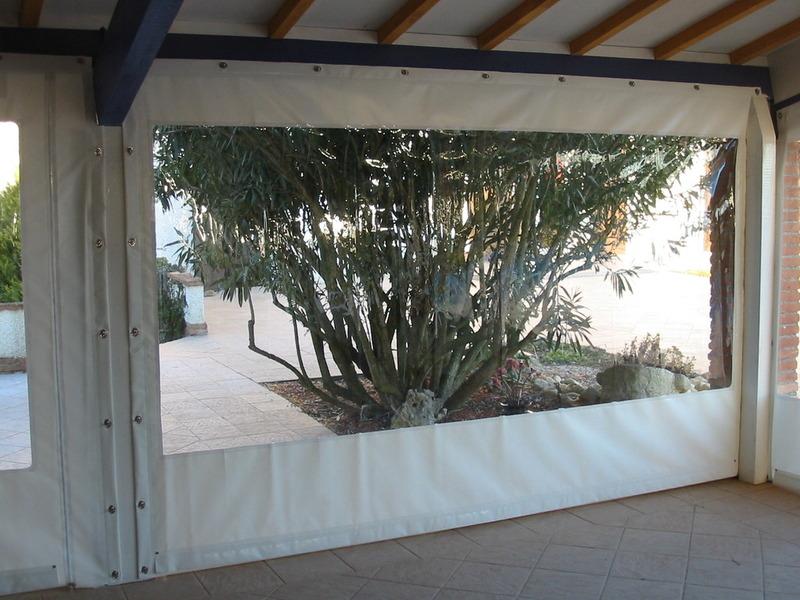 Terrasse couverte castorama