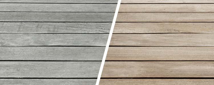 Comment protéger une terrasse en bois exotique