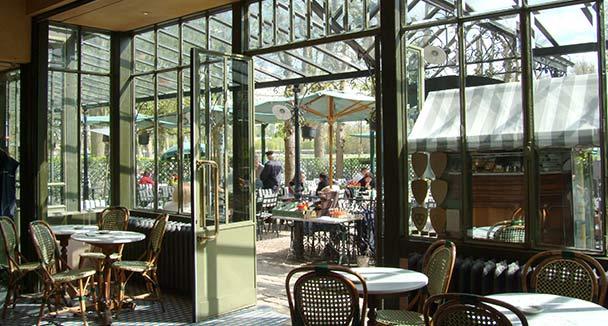 Cafe terrasse versailles