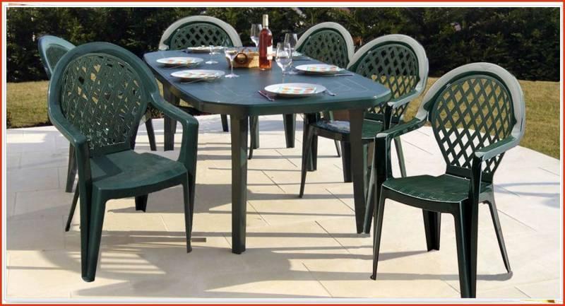 Chaise salon de jardin grosfillex - Mailleraye.fr jardin