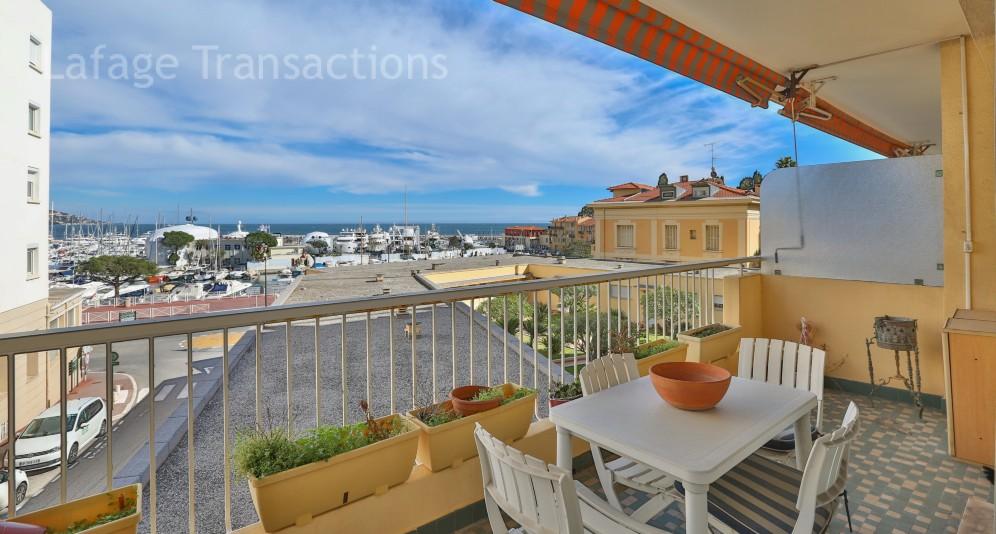 Terrasse balcon immobilier