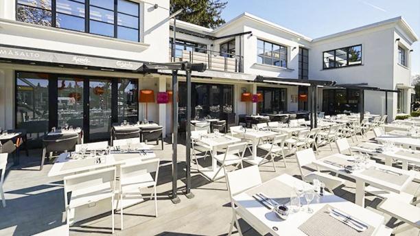 Bar terrasse waterloo