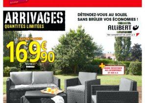 Salon de jardin hyper u bourgueil - Mailleraye.fr jardin